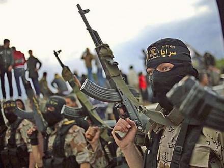 Исламские боевики экстремистской группировки взяли насебя ответственность затеракты вИордании
