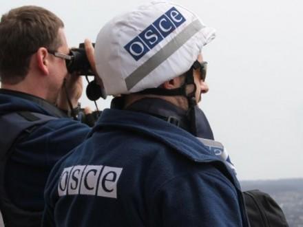 Врайоне Светлодарска было неменее 2 тыс. взрывов и«грады»— ОБСЕ