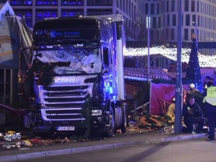 Посол признал, что среди жертв мог быть украинец— Теракт вБерлине