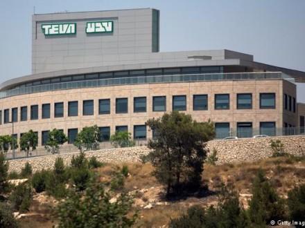 Компания Teva обвиняется вподкупе русских чиновников