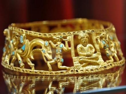 Передачу скифского золота Украине можно будет расценивать как хищение— руководитель Минкультуры