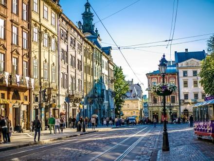Львов возглавил рейтинг самых доступных туристических городов мира