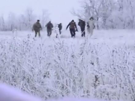 Волонтеры группы «Эвакуация 200» чуть непогибли под обстрелом боевиков