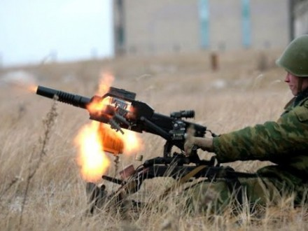 Штаб АТО: Боевики 39 раз засутки обстреляли позиции ВСУ