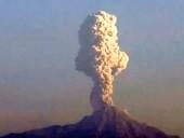 В Мексике произошло извержение вулкана Колима