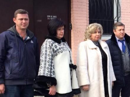 Лутковская просит этапировать Клыха ближе кгранице с государством Украина