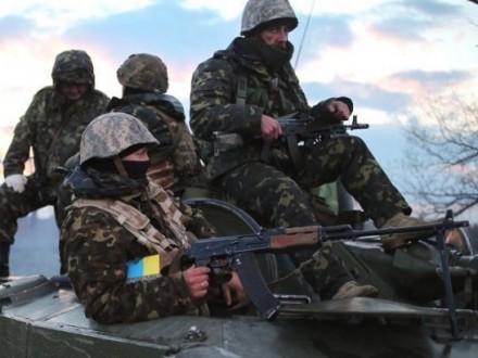 Украина перейдет наконтрактную армию до 2020г