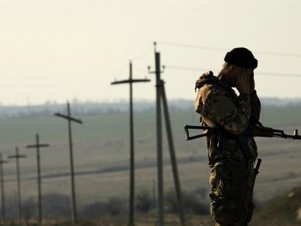 Засутки наДонбассе погибли двое военных, еще двое были ранены