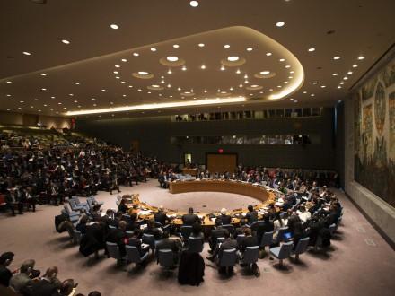Совбез ООН единогласно принял российско-турецкую резолюцию
