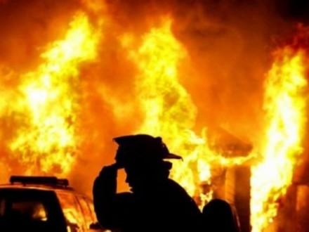 ВЖитомирской области при пожаре умер небольшой ребенок