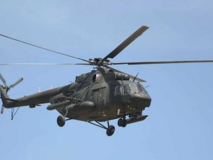 ВВенесуэле упал военный вертолет Ми-17