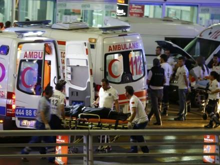 Жертвами теракта вСтамбуле стали жители арабских стран