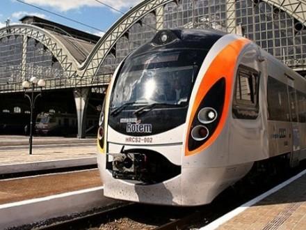 Поезд Интерсити Киев— Львов— Перемышль переехал пенсионера под Львовом
