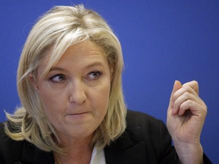 Банки Франции нехотят кредитовать избирательную кампанию ЛеПен