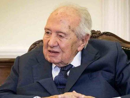 Скончался прошлый президент Португалии Мариу Суариш