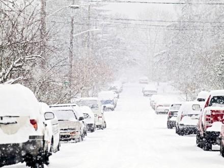 ВКировоградской обл. перекрывают движение на трассах из-за снегопада