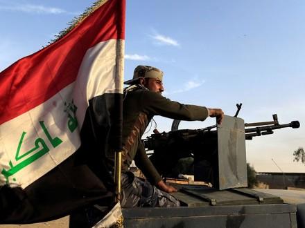 Иракские силы достигли реки Тигр вМосуле