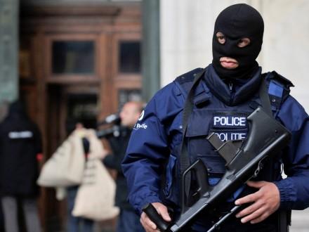 В Бельгии задержали двух человек по подозрению в причастности к терактам в Париже