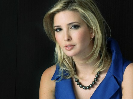 Дочь Трампа Иванка сообщила овременном уходе избизнеса