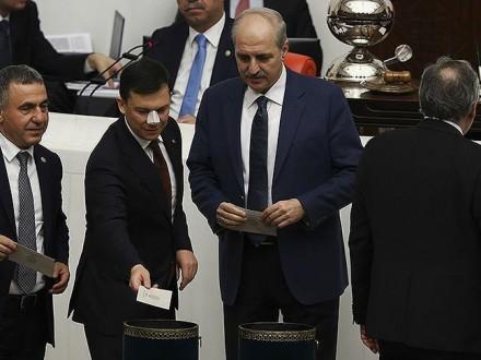 Турецкий парламент одобрил переход кпрезидентской форме правления