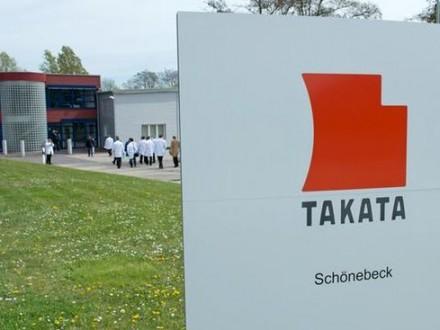 Трем топ-менеджерам Takata предъявлены обвинения поделу одефектных подушках безопасности