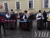 Традиционный фестиваль маланок состоялся в Черновцах