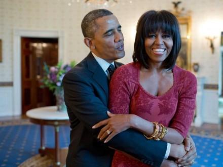 Б.Обама с женой посетит инаугурацию Д.Трампа