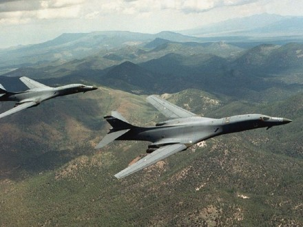 ВВС США нанесли авиаудары полагерямИГ вюжной части Ливии
