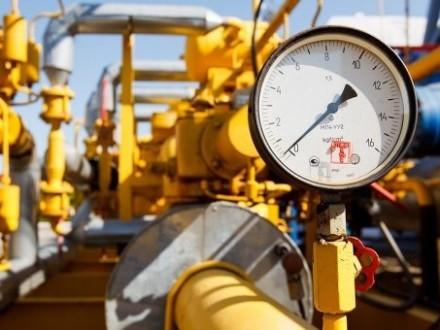 Украина значительно сократила запасы газа вПХГ
