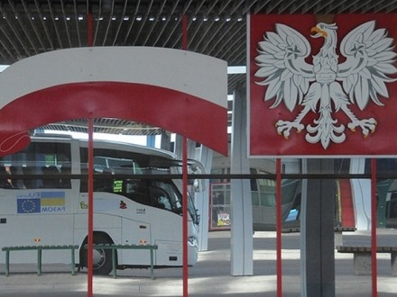 Наукраинско-польской границе нет автомобильных очередей