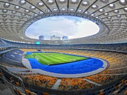 Заустановку кресел наНСК «Олимпийский» не оплатили 5 млн налогов