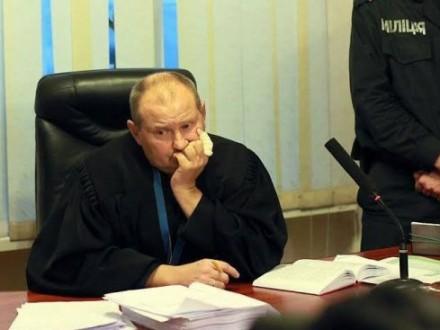 Суд заочно избрал арест для Н.Чауса с определением залога в 3,7 млн грн