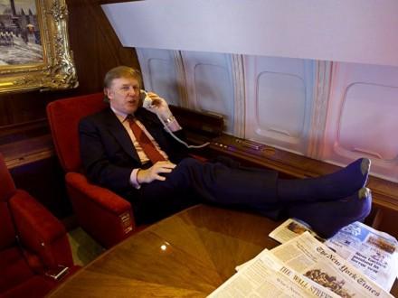 Трамп и президент Мексики провели часовые переговоры