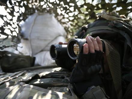 Разведка: двое российских военных на Донбассе убили командира взвода