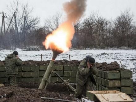 Понад 25 мінометних мін випустили бойовики у бік українських військових поблизу Попасної