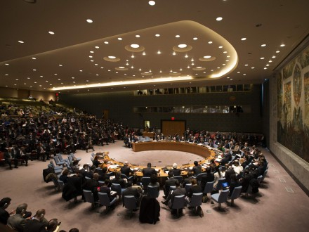 Вмеждународной Организации Объединенных Наций (ООН) сообщили, что конфликт наДонбассе нельзя решить военным путем