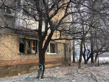 Через обстріли в Авдіївці загинуло троє мирних жителів та дев'ятьох поранено