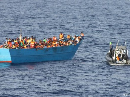 Засутки вСредиземном море спасли 1300 мигрантов