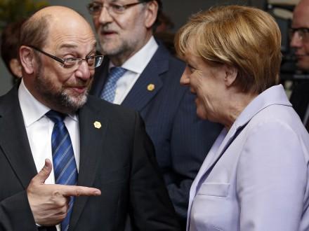Меркель и Шульц имеют одинаковую поддержку среди немцев - опрос