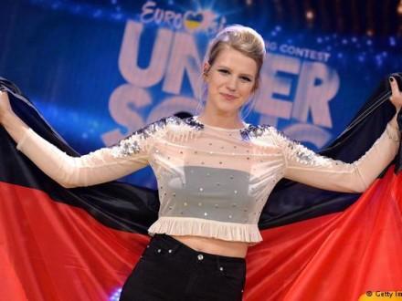 Евровидение-2017: Руслана выступила вфинале германского национального отбора