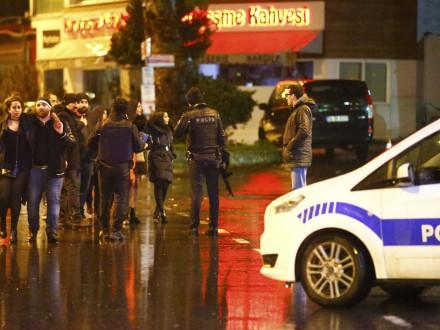 Схвачен предполагаемый организатор нападения наночной клуб вСтамбуле