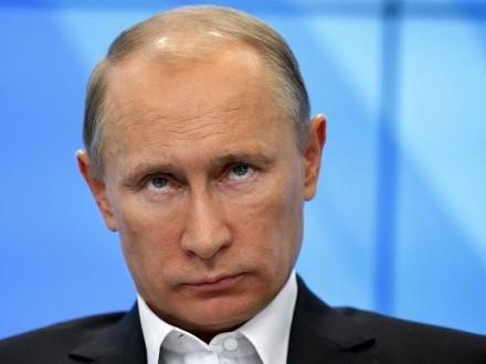 В.Путин заявил, что Украина хочет сорвать минские договоренности