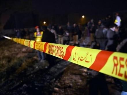 ВПакистане произошел взрыв, неменее 50 пострадавших