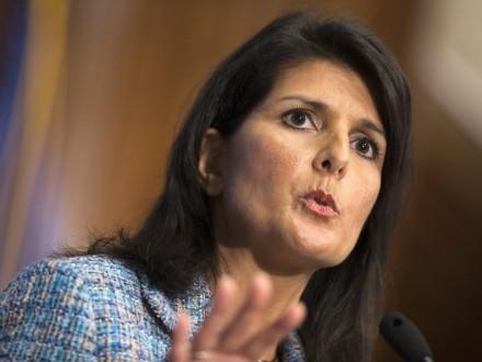 Постоянный уполномоченный США впредставительстве международной организации ООН: Соединенные Штаты поддерживают принцип «двух государств»
