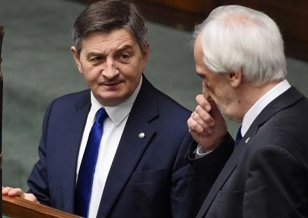 Польский сейм проголосовал против отставки спикера