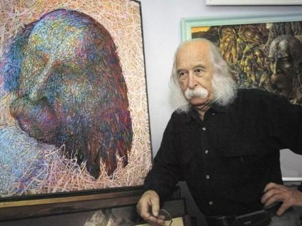 Зникли більше 100 картин відомого українського художника І.Марчука
