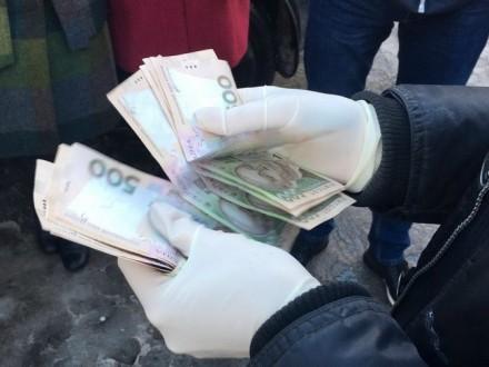 Начальницю податкової інспеції Харкова затримали на хабарі