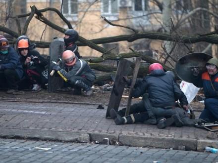 У Києві на Інститутській відтворять події 20 лютого 2014 року у рамках слідчого експерименту