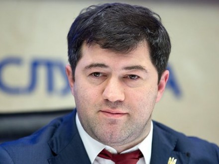 САП клопотатиме про арешт і відсторонення Насірова