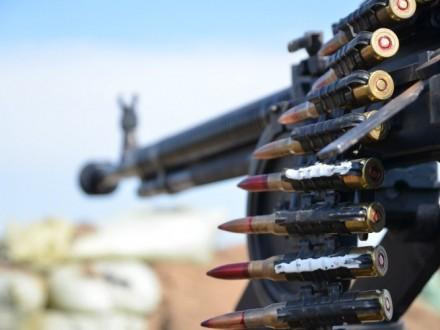 Сегодня боевики обстреливали позиции ВСУ навсех направлениях, ранены трое бойцов— штаб